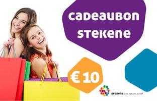 Stekense Cadeaubon 10€